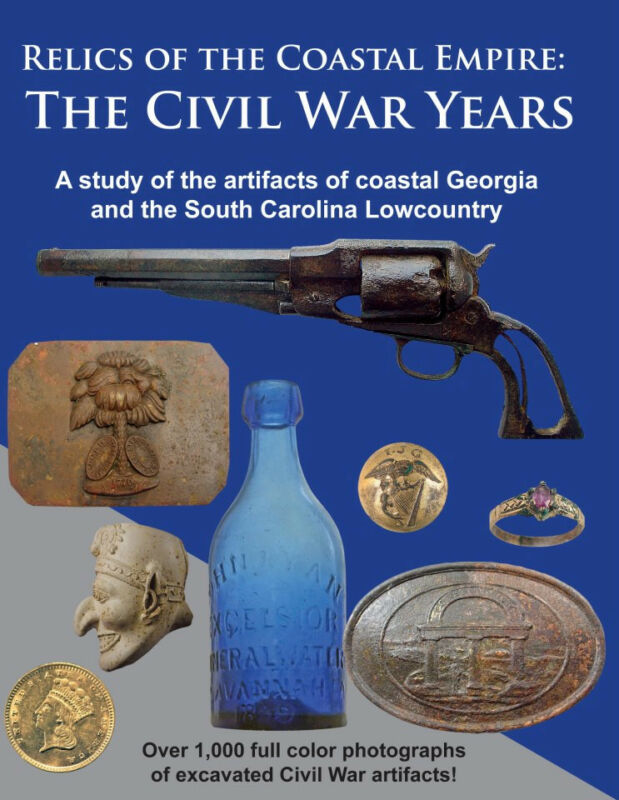 Book: RELICS OF THE COASTAL EMPIRE, THE CIVIL WAR YEARS