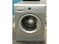 c366 silver beko 8kg 1200spin A+A rated washing machine comes with warranty can be delivered