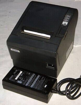 Epson TM-T88III M129C Thermal POS Receipt  Printer with Power Supply USB