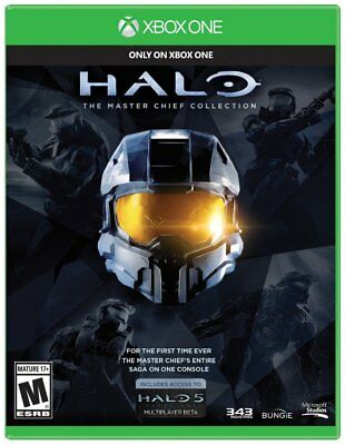 Halo: The Master Chief Collection - Microsoft Xbox One