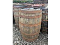 WHISKY OAK BARREL - 40 Gallon Wooden Keg Barrel