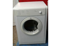 a063 white indesit 7kg vented dryer comes with warranty can be delivered or collected