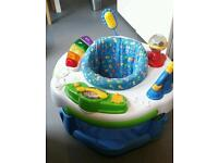 Leap frog activity centre jumperoo