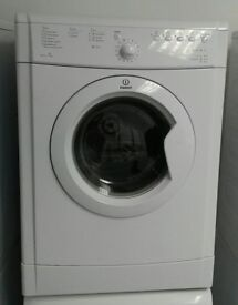 E164 white indesit 7kg vented tumble dryer with warranty can be delivered or collected