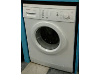 a754 white bosch 6kg 1200spin washing machine comes with warranty can be delivered or collected