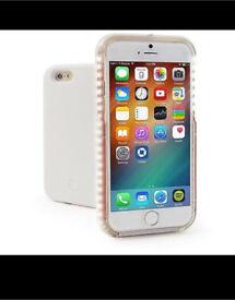 Brand new casu light up selfie case for iPhone 5s