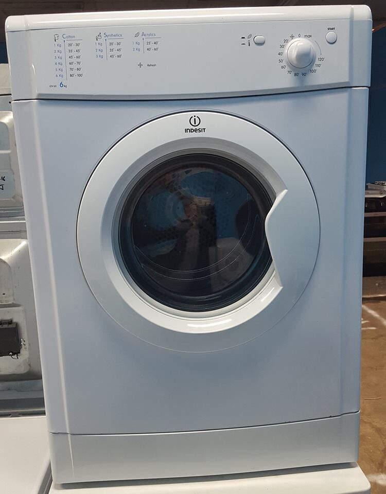 b132 white indesit 6kg washing machine comes with warranty can be delivered or collectedin Leigh, ManchesterGumtree - Starting from £90 to £600 we have something for most budgets ✔Cookers ✔Washers ✔Dryers ✔Dish Washers ✔Refridgeration. Come with minimum 6 months parts and labour guarantee. Shop Address (Public Only 100 in stock) OPEN 7 DAYS MON TO SAT...