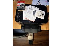 Canon PIXMA Printer MG3150 series (Brand new XL Black Ink included)