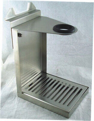 Wunder-bar Gun Freestanding Waitress Station - Stainless Steel
