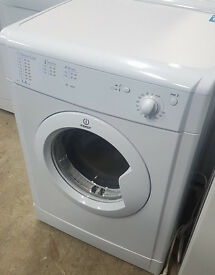 l319 white indesit 7kg b rated vented dryer comes with warranty can be delivered or collected