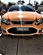 2014 XR6T FG Auto - XR6 Turbo Ford Falcon Wanneroo Wanneroo Area Preview