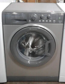 n192 graphite hotpoint 6kg 1200spin A+ rated washing machine comes with warranty can be delivered