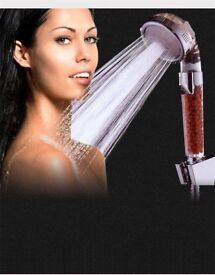 -75% !!! 3 Function SPA Water Saving Shower head
