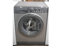 w192 graphite hotpoint 6kg 1200spin A+ washing machine comes with warranty can be delivered