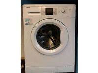 c294 white beko 7kg 1400spin A++ rated washing machine comes with warranty can be delivered