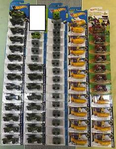 VARIOUS HOT WHEELS AND MATCHBOX CARS Colyton Penrith Area Preview
