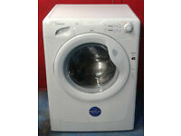 x375 white candy 6kg 1600spin A+AA rated washing machine comes with warranty can be delivered