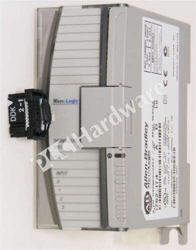 Allen Bradley 1762-IT4 /A MicroLogix Expansion Thermocouple/mV Input Qty