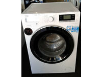 *255 White Beko 11kg 1400Spin A+++ Rated Washer Graded With 12 Months Warranty & Can Be Delivered