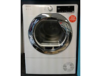 Z089 white hoover 9kg condenser dryer new graded with manufacturers warranty can be delivered