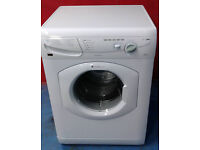 b562 white hotpoint 6kg 1400spin washing machine comes with warranty can be delivered or collected