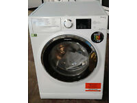 B515 White Hotpoint 8kg 1400Spin A+++ Rated Washing Machine Graded With Manufacturers Warranty