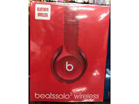 BEATS SOLO 3 WIRELESS OVER EAR BRAND NEW WITH BOX