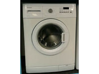 a626 white blomberg 6kg 1400spin A+A rated washing machine come with warranty can be delivered