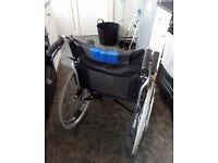 """Self propelled wheelchair 20"""" seat £100 ono"""