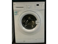 w119 white beko 6kg 1500spin A+ rated washing machine comes with warranty can be delivered