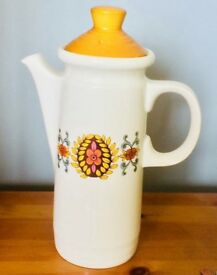 1970's Myott Coffee Pot