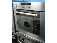 E289 stainless steel whirlpool single electric oven comes with warranty can be delivered