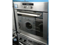 C289 stainless steel whirlpool single electric oven comes with warranty can be delivered