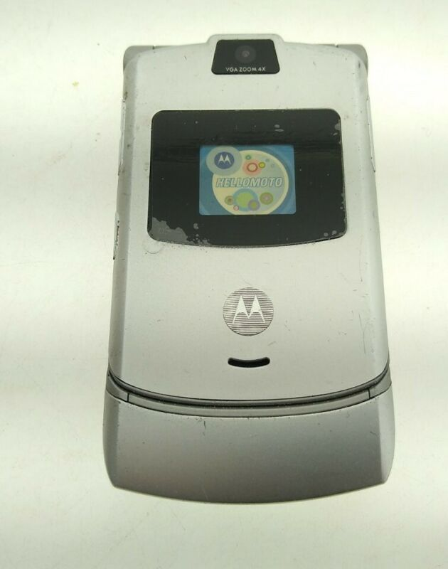 Motorola Razr Dummy Display Sample Model Phone