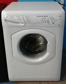 n513 white hotpoint 6kg 1200spin washing machine comes with warranty can be delivered or collected