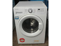 B465 white daewoo 9kg&7kg 1400spin washer dryer comes with warranty can be delivered or collected