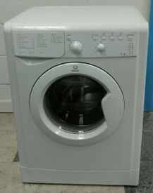 x458 white indesit 7kg 1200spin A rated washing machine comes with warranty can be delivered
