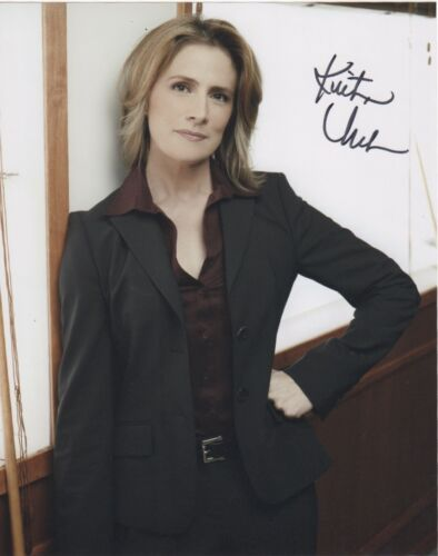 Kirsten Nelson Psych Autographed Signed 8x10 Photo COA  #1
