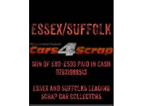 CARS OR VANS WANTED**TOP PRICES PAID**CASH PAID!!