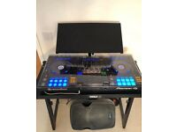 Pioneer DDJ-RZ, Pioneer Flight Case, DJ Deck Stand, Deck Saver, Speaker
