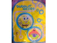 Brand New Sponge Bob Square Pants BACKPACKS £5 EACH
