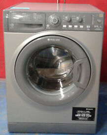 c530 graphite hotpoint 8kg&6kg 1400spin A washer dryer comes with warranty can be delivered