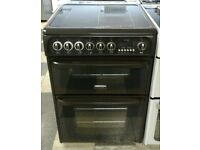 l377 brown cannon 60cm electric cooker comes with warranty can be delivered or collected