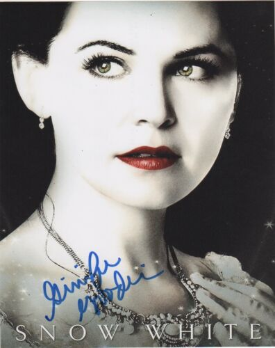 Ginnifer Goodwin Once Upon A Time Autographed Signed 8x10 Photo COA #J6