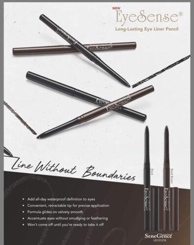 NEW!!  EyeSense Long Lasting  Eye Liner Pencil - Black - by