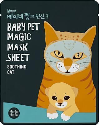HOLIKA HOLIKA Baby Pet Magic Mask Sheets Soothing Cat