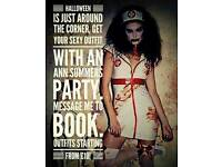 Over 18 ladies only Book your free Ann summers party