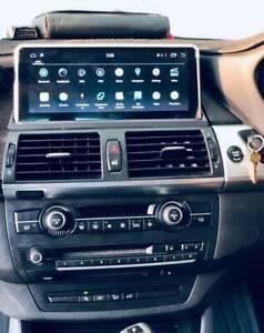 BMW X5 e70 e71 X6 F15******2018 android gps apple carplay