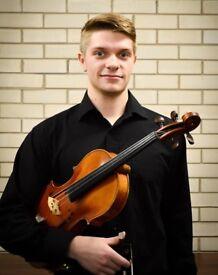 Violin & Viola Tuition
