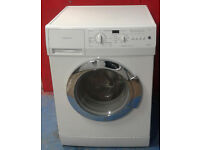 c309 white siemens 6kg 1600spin washing machine comes with warranty can be delivered or collected
